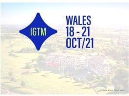 International Golf Travel Market 2021, Celtic Manor Resort, Wales.